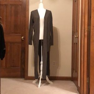 Express Floor Length Sweater